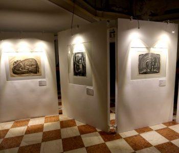 Выставка «Ритмы казахской степи» открылась в Венеции