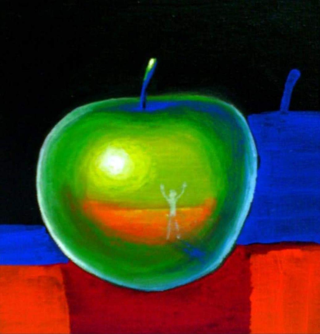 """Выставка живописи и графики """"Зелёное"""""""